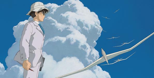 El viento se levanta (Hayao Miyazaki)