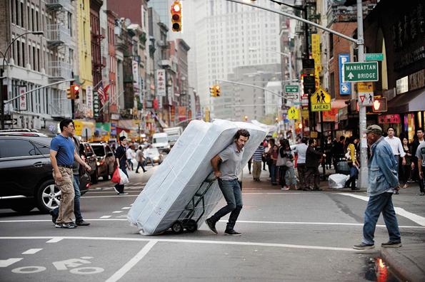 Nueva vida en Nueva York (Cédric Kaplisch)