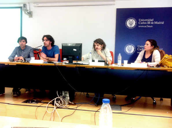 Jornada sobre exhibición digital en España
