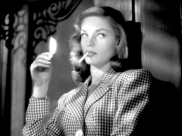 Fallece Lauren Bacall