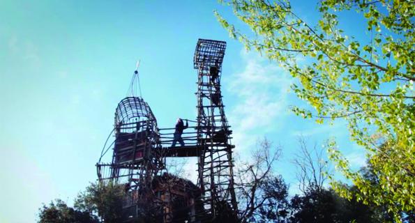Sobre la marxa (el inventor de la selva)- (Jordi Morató)