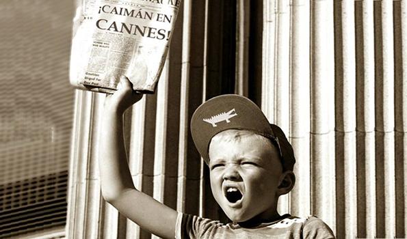 paperboy caiman