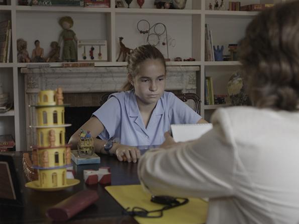 Juana a los 12 (Martin Shanly)