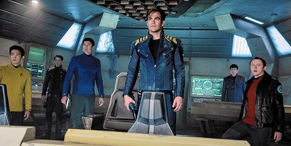 Star Trek: Más allá (Justin Lin)
