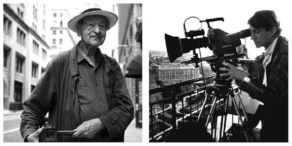 Mekas y Patino: Las pequeñas formas del cine
