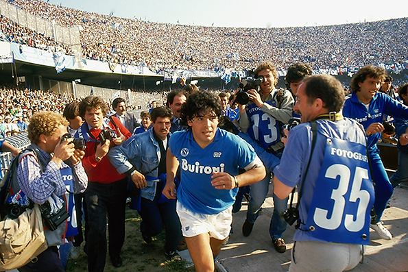 Diego Maradona (Asif Kapadia)