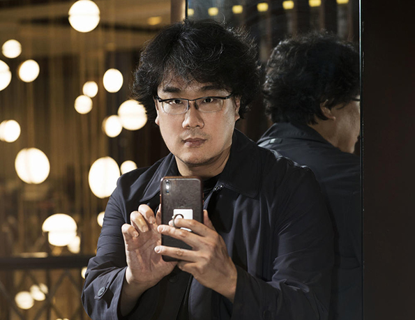 Bong Joon Ho. Editorial