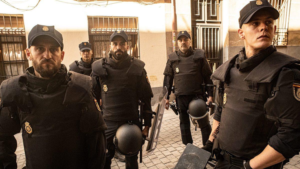 Antidisturbios (Rodrigo Sorogoyen). San Sebastián 2020 – Fuera de concurso