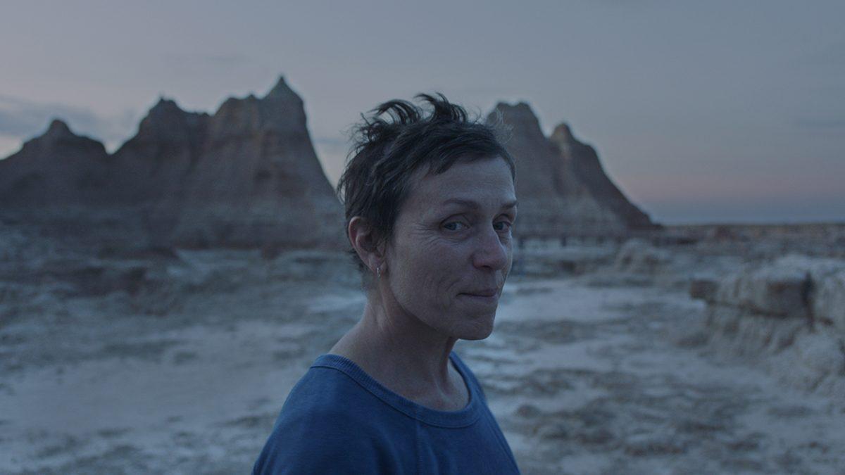 Nomadland (Chloé Zhao). San Sebastián 2020 – Perlas