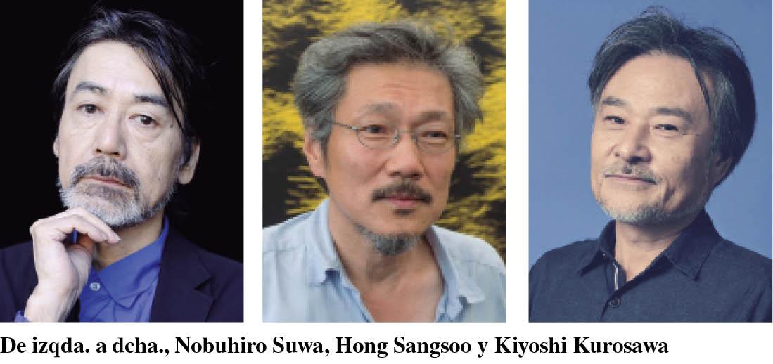 En voz baja (Suwa, Sangsoo, Kurosawa)