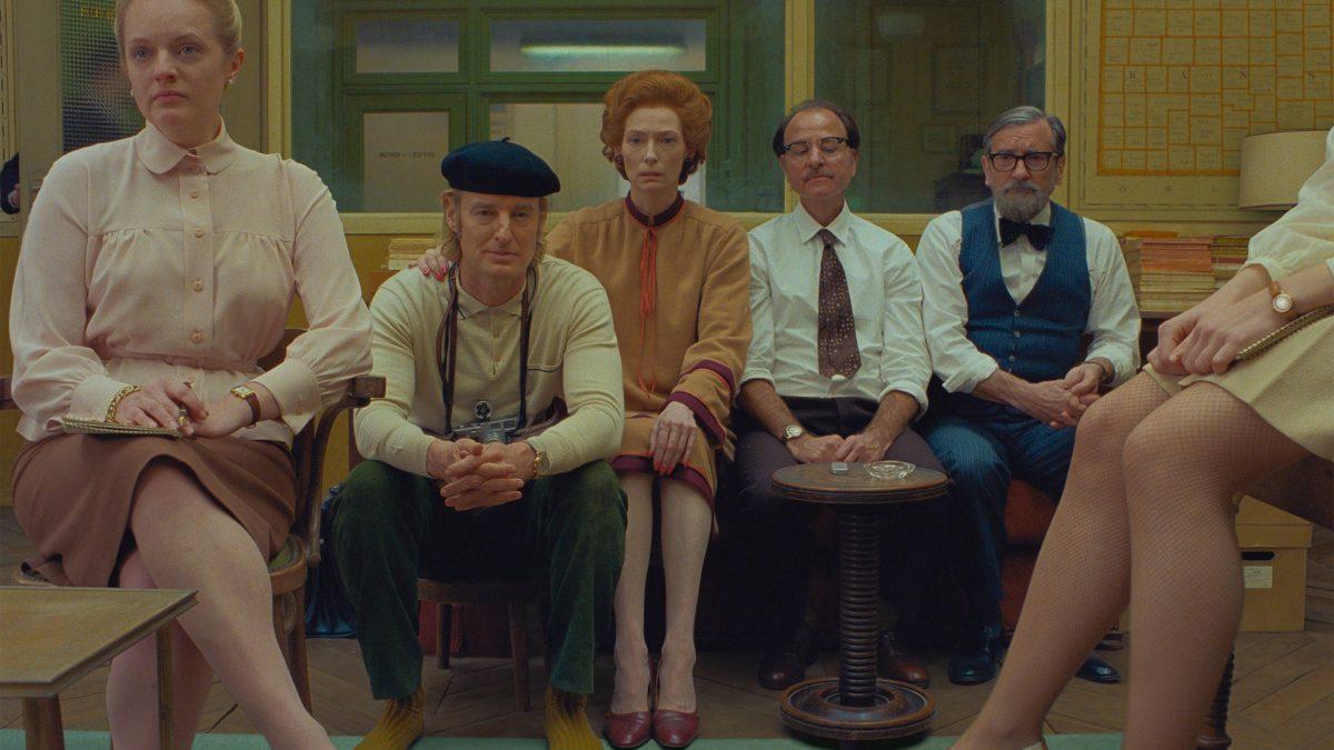 The French Dispatch (Wes Anderson). Cannes 2021 – Sección Oficial (A concurso)