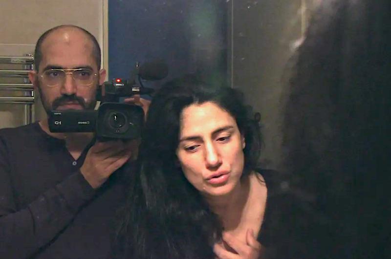 Cahiers noirs (Shlomi Elkabetz). CANNES 2021 – Sesión Especial