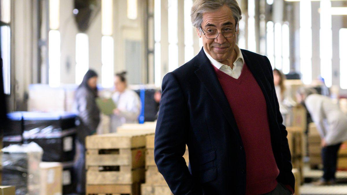 El buen patrón (Fernando León de Aranoa). San Sebastián 2021 – Sección Oficial